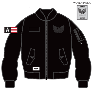 ABSTRAX MILITARY ARMY-BLACK BOMBER