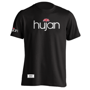 ABSTRAX x HUJAN #LONDON SHORT-SLEEVE SHIRT