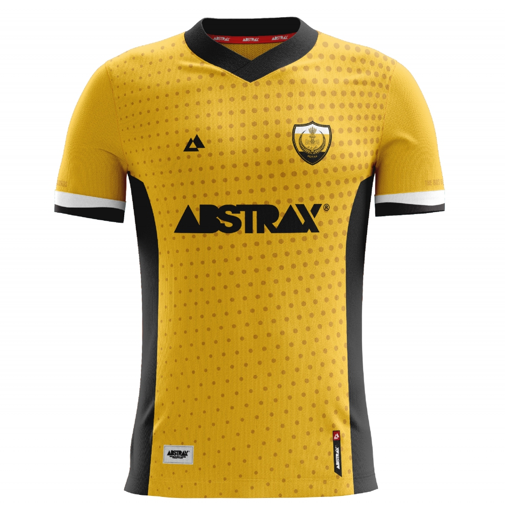 ABSTRAX ARENA PERAK THE BOS GAURUS JERSEY SHORT