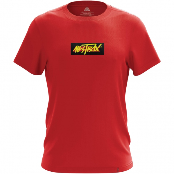 ABSTRAX® COVID-19 HYPER-RELIEF SHIRT RED (SHORT)
