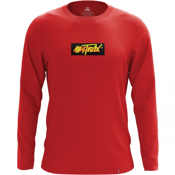 ABSTRAX® COVID-19 HYPER-RELIEF SHIRT RED (LONG)