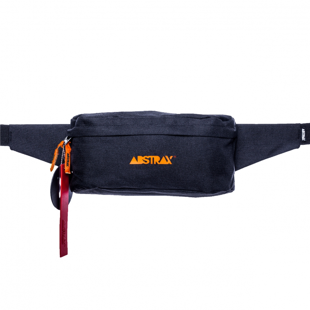ABSTRAX® MICRO Waistbag (Black/Orange)