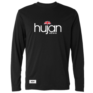 ABSTRAX x HUJAN #LIVEINUK LONG-SLEEVE SHIRT