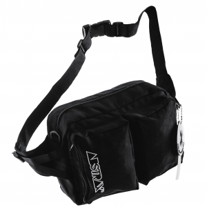 ABSTRAX® MACRO Outline v3.0 Black Waistbag