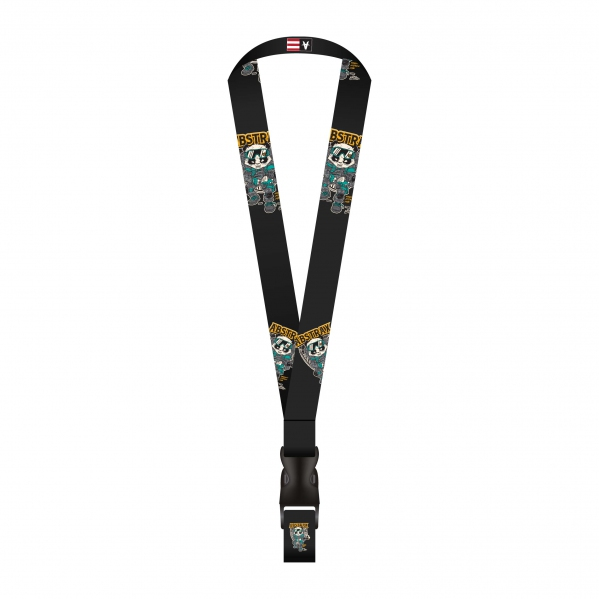 ABSTRAX #TERRITORY PANDA ARMOUR 2020 LANYARD (REISSUE)