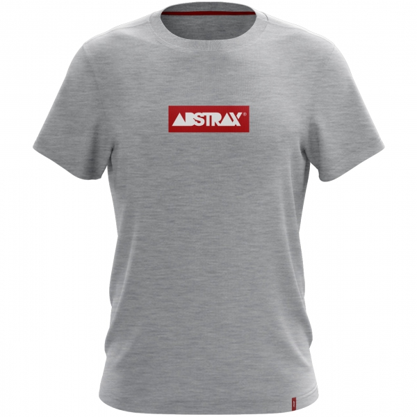ABSTRAX® Logobox Shirt (Grey-Misty)