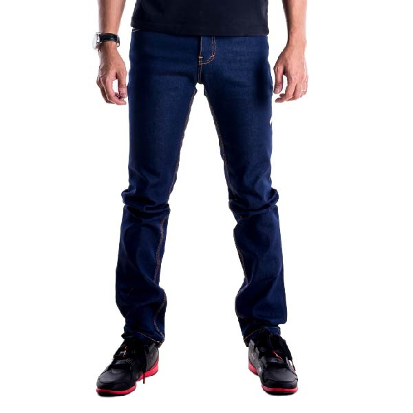 ABSTRAX® DENIM 2020 NAVY-BLUE STRAIGHT