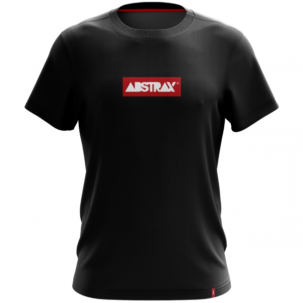 ABSTRAX® Logobox Shirt (Black)