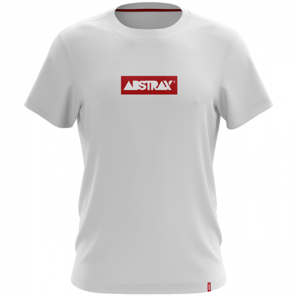 ABSTRAX® Logobox Shirt (White)