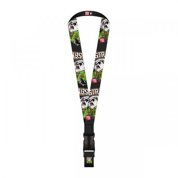 ABSTRAX #TERRITORY ARMY GRENADE 2020 LANYARD (REISSUE)