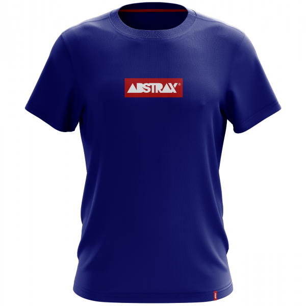 ABSTRAX® Logobox Shirt (Navy)