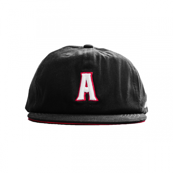 ABSTRAX® SNAPBACK 5-PANEL 'A' LIMITED EDITION CAP