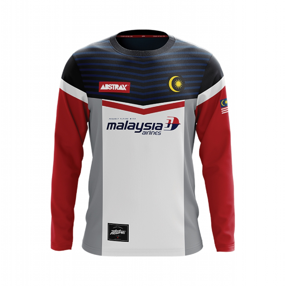 ABSTRAX x MAS #MASTERPIECE LONG-SLEEVE JERSEY v2.0