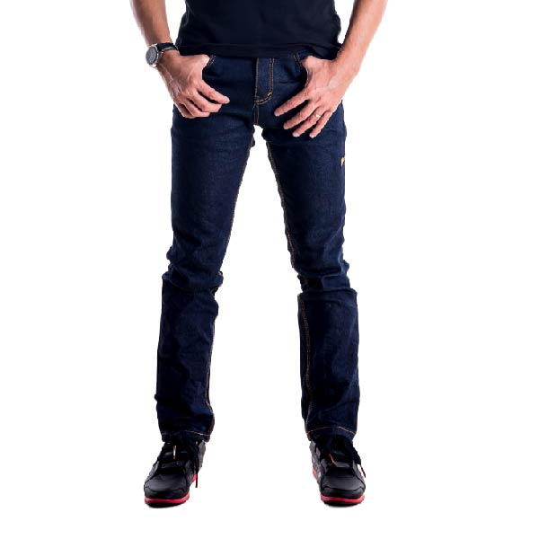 ABSTRAX® DENIM 2020 NAVY-BLACK STRAIGHT