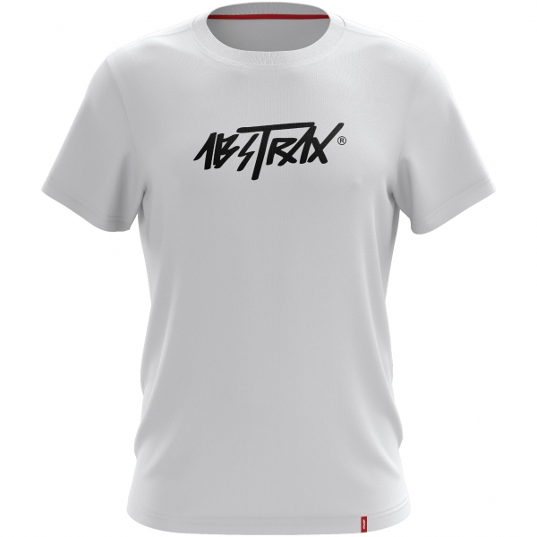 ABSTRAX® HyperLetter Shirt (White) ( Medium )