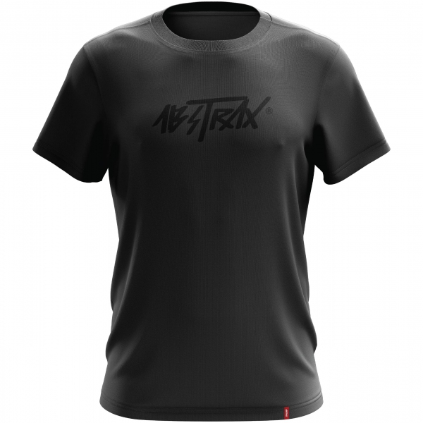 ABSTRAX® HyperLetter Shirt (Dark-Grey) ( Medium )