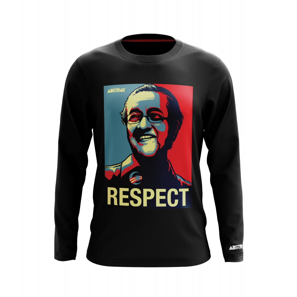 TMR PREMIUM RESPECT T-SHIRT (LONG)