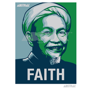 TGNA FAITH CAR STICKER