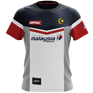 ABSTRAX x MAS #MASTERPIECE JERSEY v2.0 ( Extra Small )