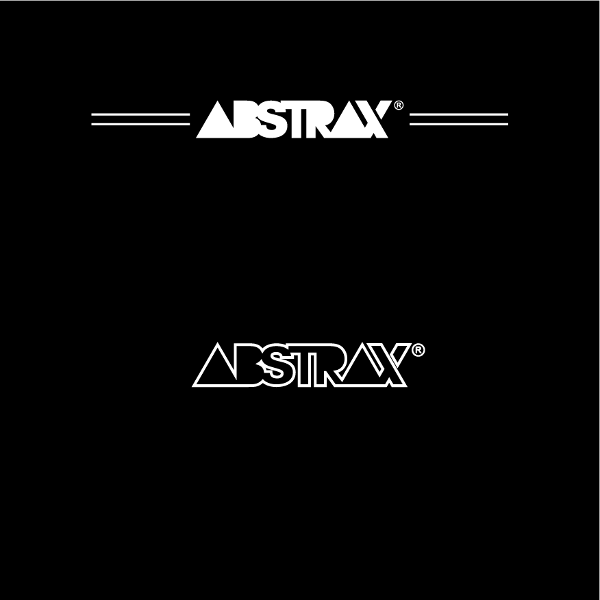 ABSTRAX® Logotype Outline Shirt